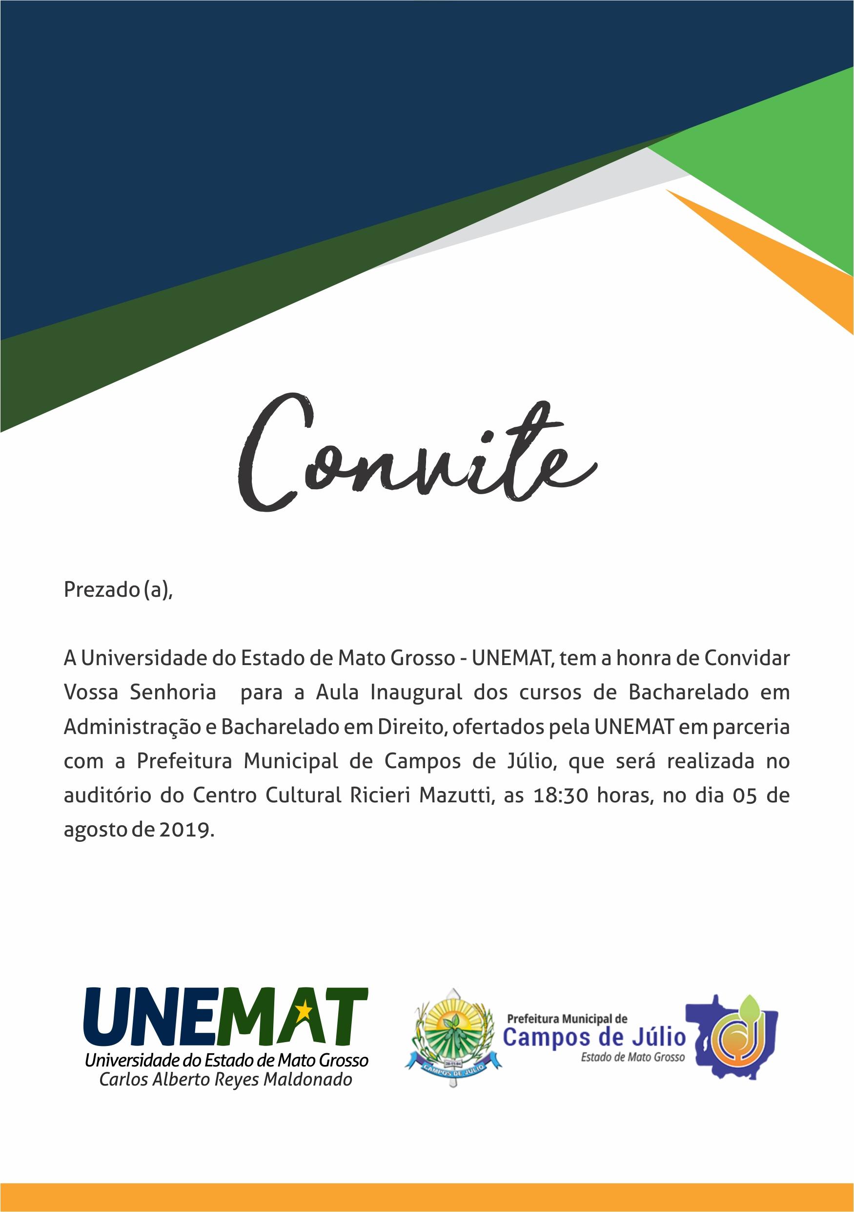 Notícias Educação Prefeitura Municipal De Campos De Júlio